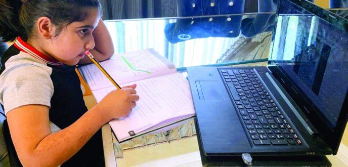 83,5 في المئة من الأطفال المتمدرسين في التعليم الأولي لم يتابعوا الدروس عن بعد