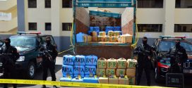 قادمة من طنجة.. حجز طنين ونصف من المخدرات على متن شاحنة لنقل البضائع