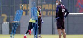 رسميا.. رابطة الدوري الإسباني تسمح للأندية باستئناف التدريبات الجماعية