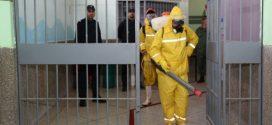 مندوبية السجون تكشف عن الحالة الوبائية لفيروس كورونا بسجن طنجة