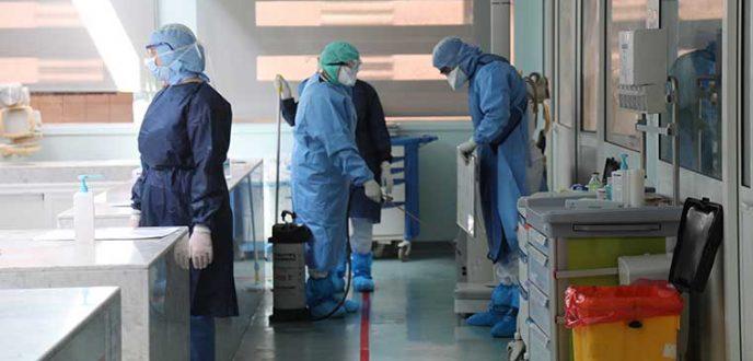 وزارة الصحة: نسبة التعافي من كورونا ترتفع إلى 62.6 بالمائة و2570 حالة قيد العلاج