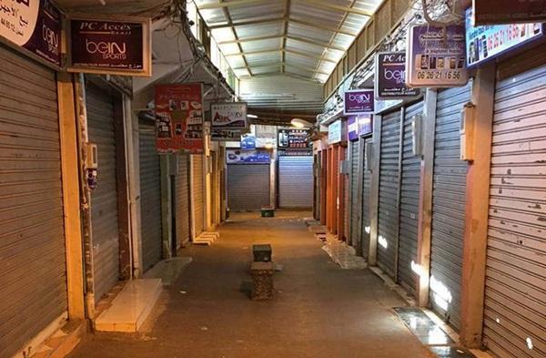 """كورونا تتسبب في إغلاق سوق """"كاسبراطا"""" لمدة 15 يوما"""