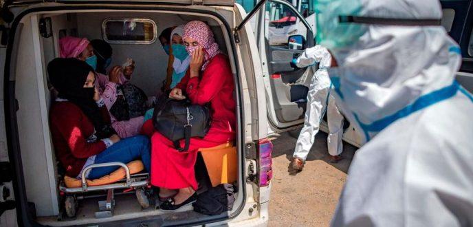 وزارة الصحة: معدل تكاثر الفيروس بلغ 0,98 على الصعيد الوطني