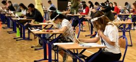 321 ألف مرشحا يجتازون الامتحان الجهوي للسنة أولى بكالوريا ضمنهم 38 مصابا بكورونا