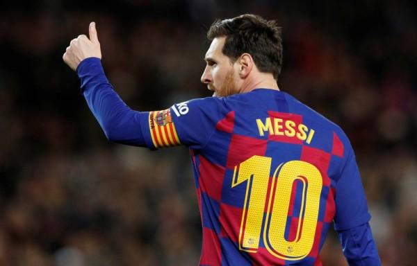 رابطة الدوري الإسباني تلزم ميسي بالشرط الجزائي إذا رحل عن برشلونة