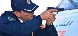 الأمن يشهر سلاحه لتوقيف شخص عرض مواطنين للخطر بالعرائش