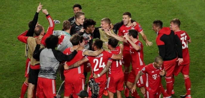 بايرن ميونخ بطلا لدوري أبطال أوروبا للمرة السادسة