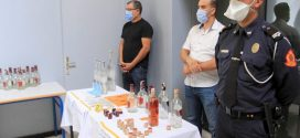 سلطات طنجة تكثف من عمليات المراقبة بمحلات المشروبات الكحولية
