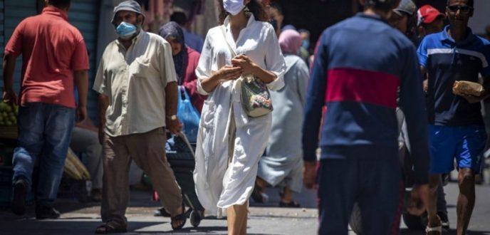 """3498 إصابة جديدة بفيروس """"كورونا"""" و2953 حالة شفاء في 24 ساعة بالمغرب"""