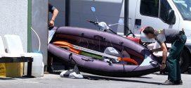 """ايقاف مغربيين حاولا سرقة """"كاياك"""" بمنشأة الخدمة البحرية لسبتة المحتلة"""