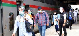 كورونا يتسبب في تراجع عدد المسافرين عبر قطارات المملكة