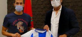 اتحاد طنجة يجدد عقد عميده نعمان أعراب لثلاث سنوات إضافية