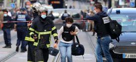 هجوم إرهابي على كنيسة بنيس الفرنسية يخلف ثلاثة قتلى