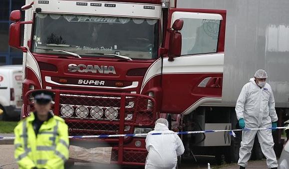 العثور على جثة سائق شاحنة مغربي باسبانيا