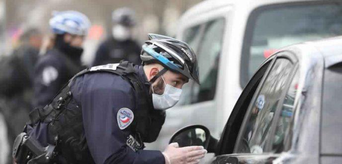 فرنسا تعلن فرض حالة طوارئ الصحية بسبب زيادة تفشي فيروس كورونا