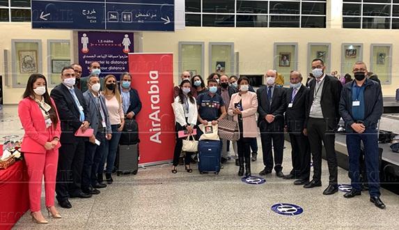 وفد من الفاعلين السياحيين من الأندلس يحل بطنجة للترويج لوجهة المغرب