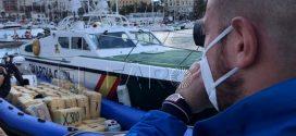 اعتراض قارب محمل بأزيد من 4 أطنان من الحشيش قبالة سواحل سبتة المحتلة