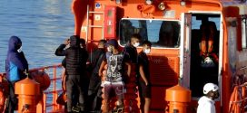 انقاد 8 مهاجرين مغاربة حاولوا الوصول الى اسبانيا انطلاقا من سبتة المحتلة