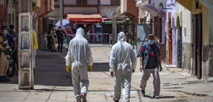 """جهة طنجة تحصي 175 إصابة بفيروس """"كورونا"""" خلال 24 ساعة"""