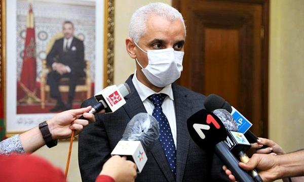وزير الصحة يدعو إلى الإقبال بكثافة على التلقيح لتحقيق مناعة جماعية