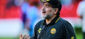 """وفاة أسطورة كرة القدم الأرجنتيني """"دييغو مارادونا"""""""