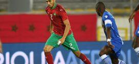 """المنتخب المغربي يجدد فوزه على إفريقيا الوسطى ويقترب من نهائيات """"كان 2022"""""""