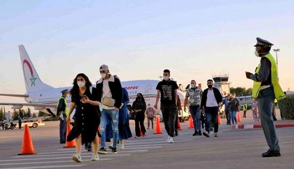مطارات المملكة استقبلت أزيد من 3,56 مليون مسافر دولي خلال الشهرين الأخيرين