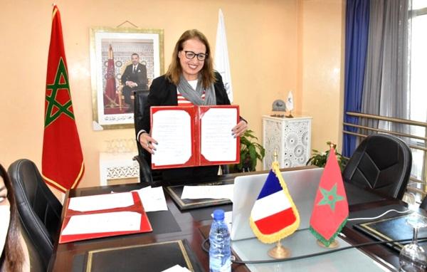 التوقيع على خطة عمل بين جهتي طنجة وجنوب – بروفانس آلب كوت دازور الفرنسية