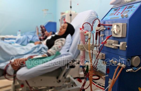 """وحدة تصفية الدم """"بير الشيفا"""" تقرب العلاج لمرضى القصور الكلوي بطنجة"""