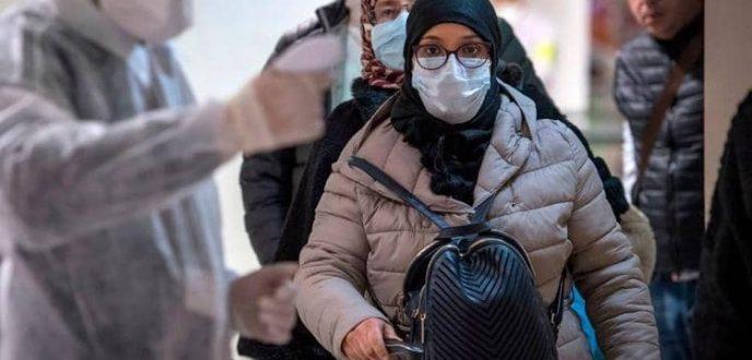 ايقاف مهاجرة مغربية حاولت السفر إلى طنجة باستخدام تحاليل كورونا مزورة