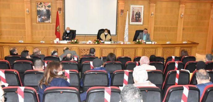 مجلس جهة طنجة يصادق على التصميم الجهوي لإعداد التراب وعلى عقد برنامج مع الدولة