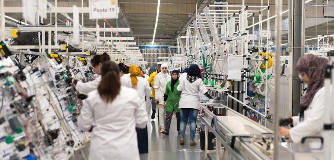 من بينهم طنجة.. المغرب يعتزم إحداث أربع مصانع في قطاع السيارات