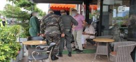 إغلاق مطاعم ومقاهى مخالفة لقانون حالة الطوارئ بطنجة