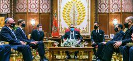 الملك محمد السادس يشترط بدء مفاوضات السلام مع فلسطين للموافقة على زيارة إسرائيل
