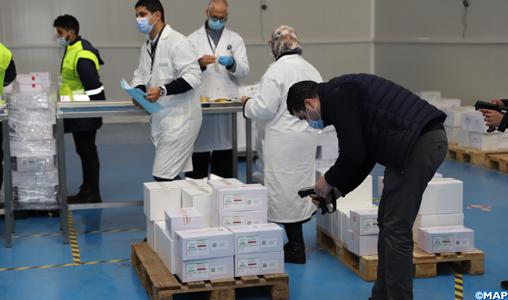 من بينها جهة طنجة.. انطلاق عملية توزيع اللقاح ضد فيروس كورونا على الجهات