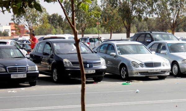 مديرية الضرائب تقرر إجراء جديدا يهم بيع السيارات المستعملة بحلول السنة الجديدة