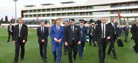 """رئيس """"فيفا"""" ينوه بالتزام جلالة الملك لفائدة تطوير كرة القدم الوطنية"""
