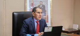 العثماني: إجراءات التخفيف ستستمر بشكل تدريجي مع مراعاة مخاطر الوضعية الوبائية