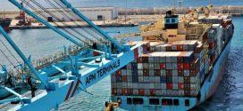 طنجة المتوسط يرفع إجمالي الرواج المينائي بالمغرب سنة 2020