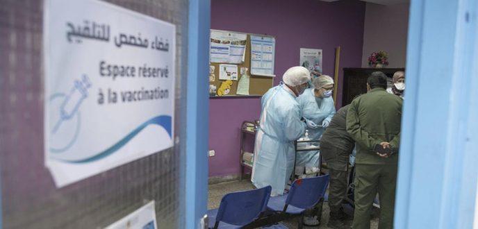 7 وفيات و587 إصابة جديدة بكورونا خلال الـ24 ساعة الماضية