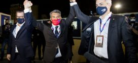 """رسميًا.. """"خوان لابورتا"""" الرئيس الجديد لبرشلونة"""
