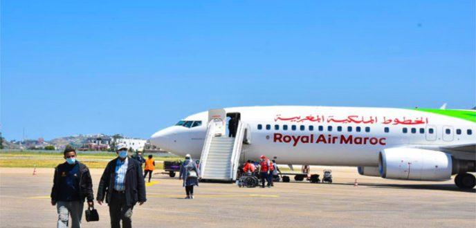 المغرب يعلن استئناف الرحلات الجوية ابتداء من 15 يونيو وفق هذه الشروط