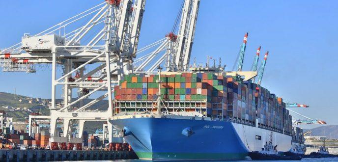 تدشين خط ملاحي مباشر بين ميناء طنجة المتوسط وبريطانيا لتسهيل التبادل التجاري