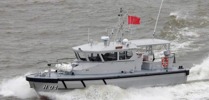 البحرية الملكية تقدم المساعدة لـ165 مرشحا للهجرة غير الشرعية