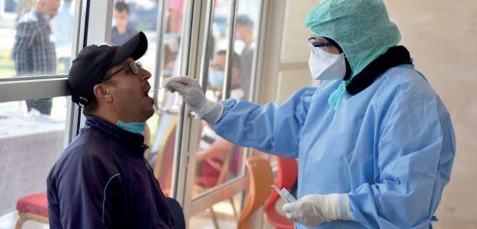 حالة وفاة و364 إصابة جديدة بكورونا خلال الـ24 ساعة الماضية