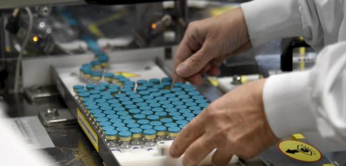 """""""كوفيد-19"""".. فرنسا تشرع في إنتاج اللقاحات هذا الأسبوع"""