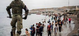 """حزب """"فوكس"""" المتطرف يتهم المغرب باستخدام القاصرين للضغط على سبتة ومليلية"""