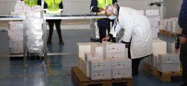 """مليون جرعة جديدة من لقاح """"سينوفارم"""" تقوي مخزون الحملة الوطنية للتلقيح بالمملكة"""