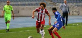 المغرب التطواني يتغلب على حسنية أكادير ويرتقي للمركز السادس