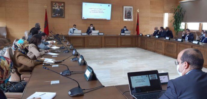 إحداث اللجنة الجهوية للتنسيق الإحصائي بجهة طنجة-تطوان-الحسيمة